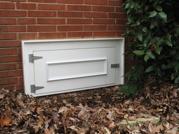 Our Services Offered By Add It Inc Crawl Space Doors